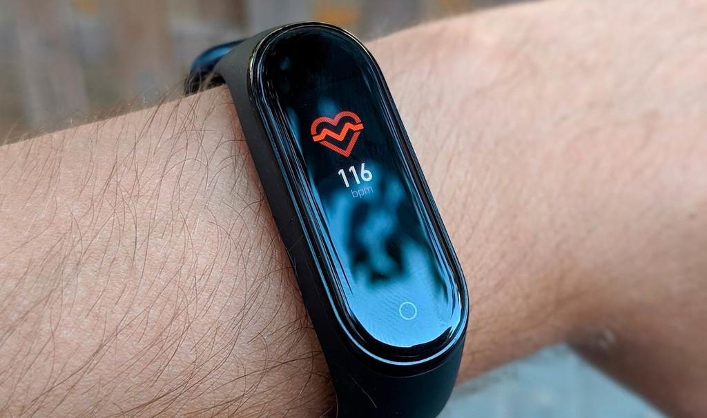 La Xiaomi Mi Smart Band 4 posibilita flanquear el ritmo cardíaco con su última actualización