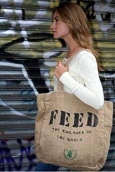 Bolsa FEED contra el hambre en el mundo
