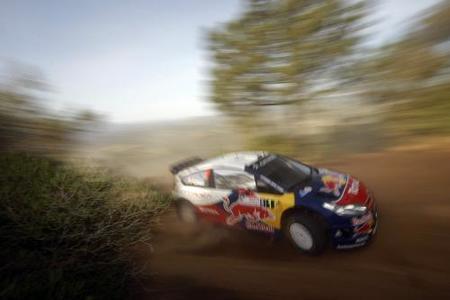 Sébastien Loeb es el más rápido del Shakedown