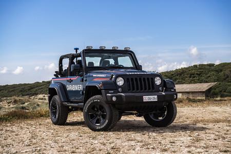 La policía italiana estrena un Jeep Wrangler para patrullar las playas de la Riviera Romagna