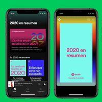 Cómo saber en Spotify cuáles son las canciones y artistas que más has escuchado en 2020