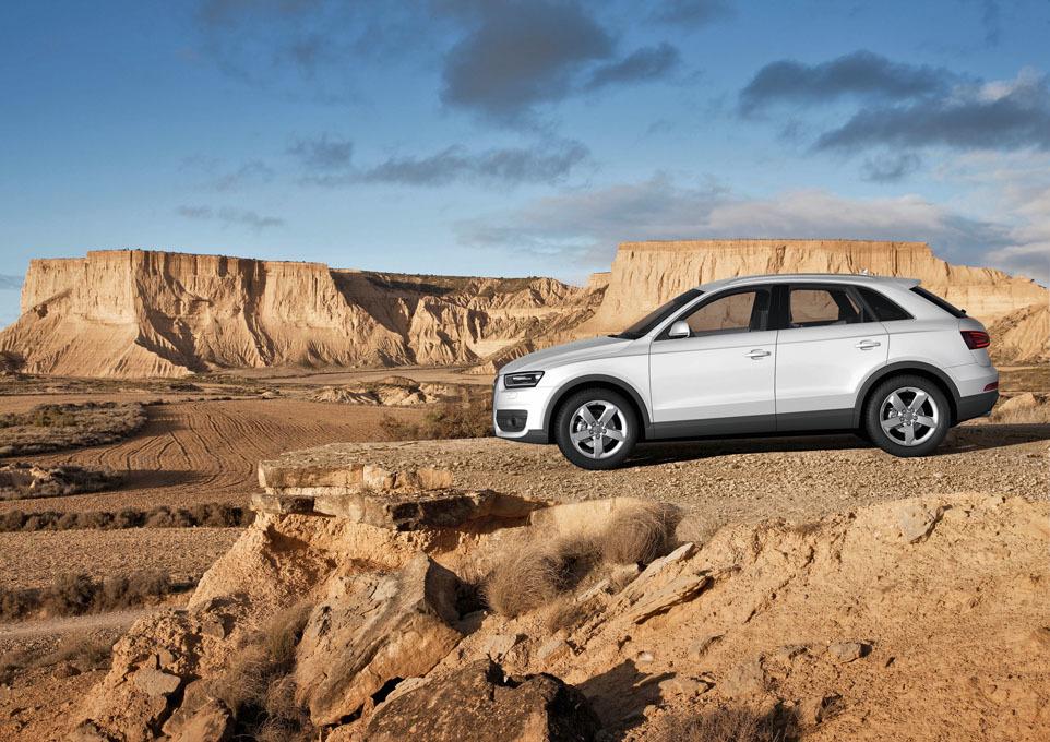 Foto de Audi Q3 oficial (30/31)