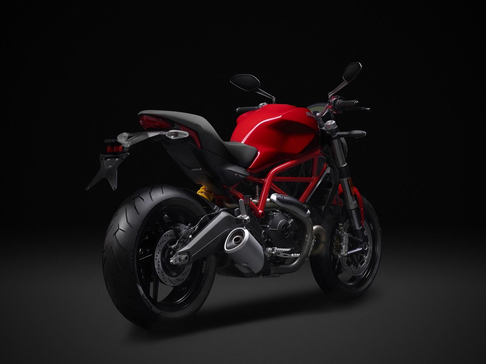 Foto de Ducati Monster 797 (48/68)