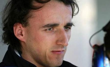 El futuro de Robert Kubica está en Renault