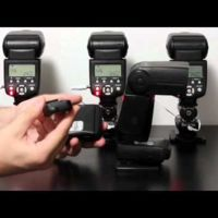 Bricolaje fotográfico avanzado: controla tus flashes a distancia