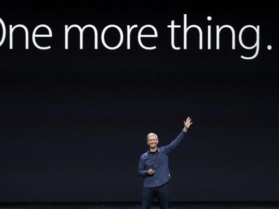 One more thing... nuevas apps, tutoriales, apps actualizadas y Siri haciendo de las suyas