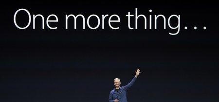One more thing... nuevas apps, tutoriales, apps actualizadas y Siri haciendo de las suyas