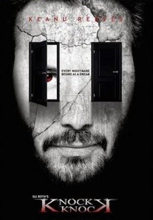 'Knock Knock', tráiler y cartel del thriller psicosexual de Eli Roth con Keanu Reeves