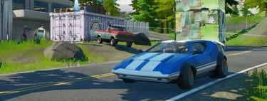 A partir de mañana por fin podremos ponernos al volante de los coches en Fortnite