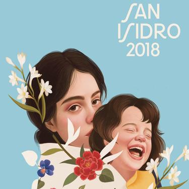 Ésta es la autora que ha llenado Madrid de mujeres felices