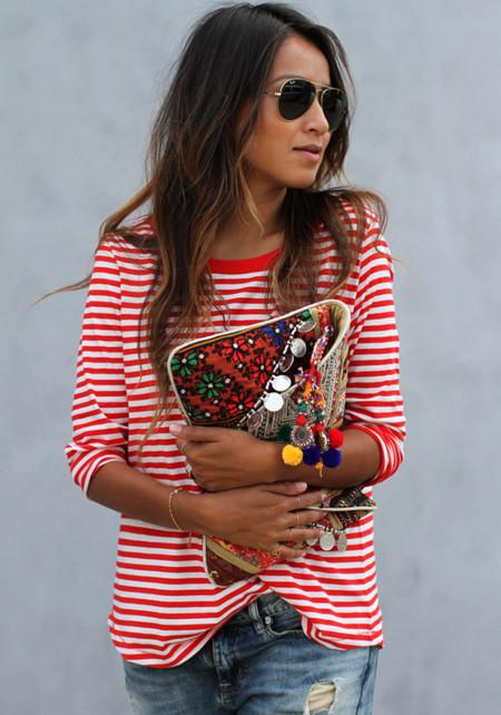 Busca la prenda roja que te de ese toque sexy tan genial en verano, seguro que acertarás