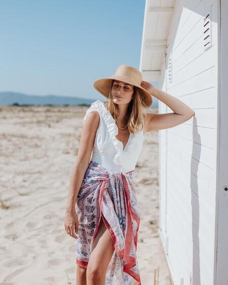 Damos un toque diferente a nuestros conjuntos veraniegos con estos pareos de playa