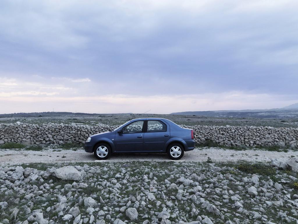 Foto de Dacia Logan 2008 (24/57)