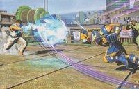 ¡Primeras imágenes de 'Marvel vs. Capcom 3'!