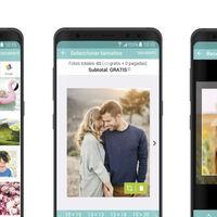 Esta app te manda a casa las fotos de tu galería: impresas y de forma gratuita