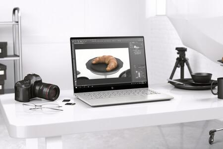 HP Envy 14: el nuevo portátil de HP se suma a las pantallas 16:10 y a los procesadores Intel de 11ª generación