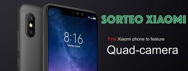 Gana un Xiaomi Redmi Note 6 Pro con Compradicción y Tuimeilibre
