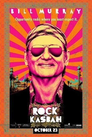 'Rock the Kasbah', tráiler y cartel de la nueva comedia con Bill Murray