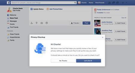 ¿Querías más privacidad? los nuevos ajustes de Facebook están aquí