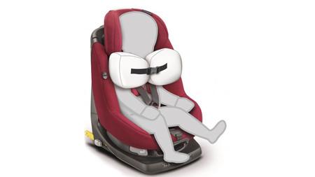 Maxi-Cosi inventa una silla infantil con airbags integrados