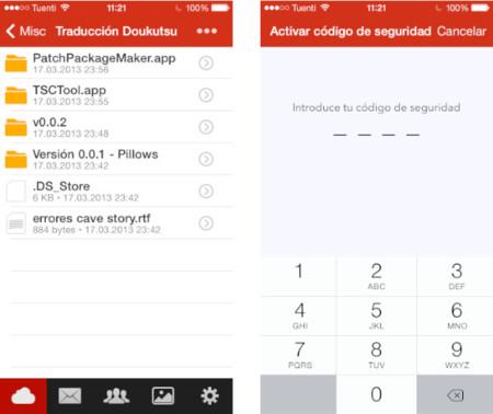 Mega para iOS se actualiza dejándonos subir fotografías automáticamente a su nube de 50 GB