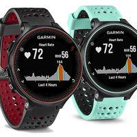Empieza el curso cumpliendo tus buenos propósitos de hacer más ejercicio con el Garmin Forerunner 235 por 188 euros en Amazon