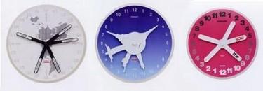 Relojes Knowhere, para saber siempre la hora que es