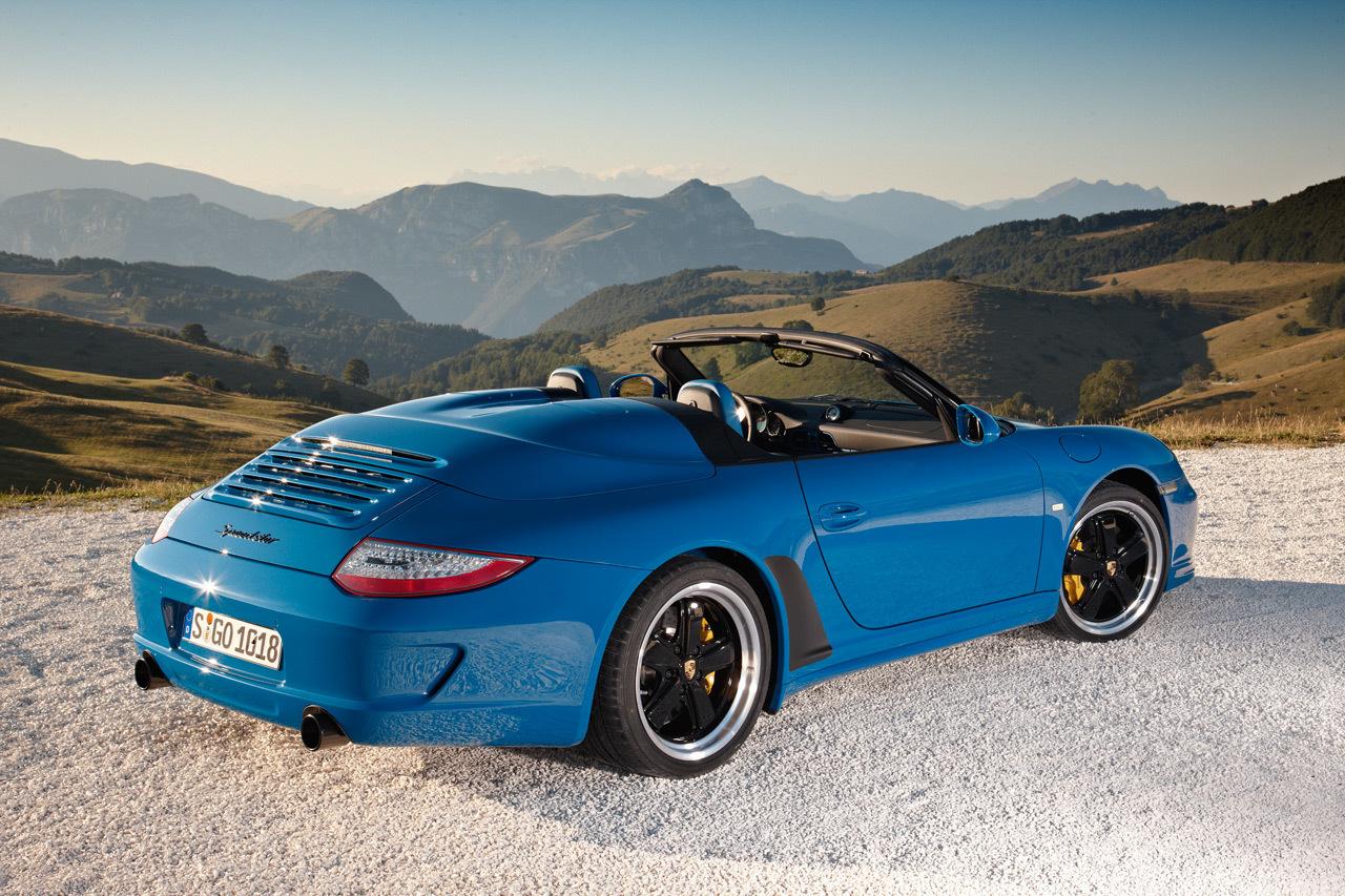 Foto de Porsche 911 Speedster (1/7)