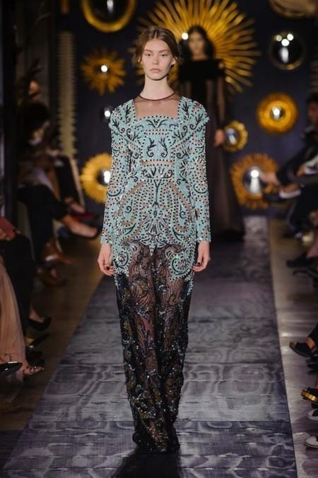 Valentino Alta Costura Otoño-Invierno 2013/2014: haute couture en todo su esplendor