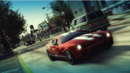 'Burnout Paradise' estará disponible en la PSN