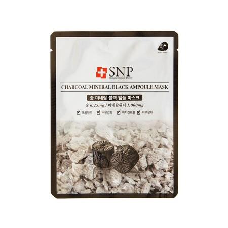 Snp Charcoal Mineral Black Ampoule Mask 1024x1024