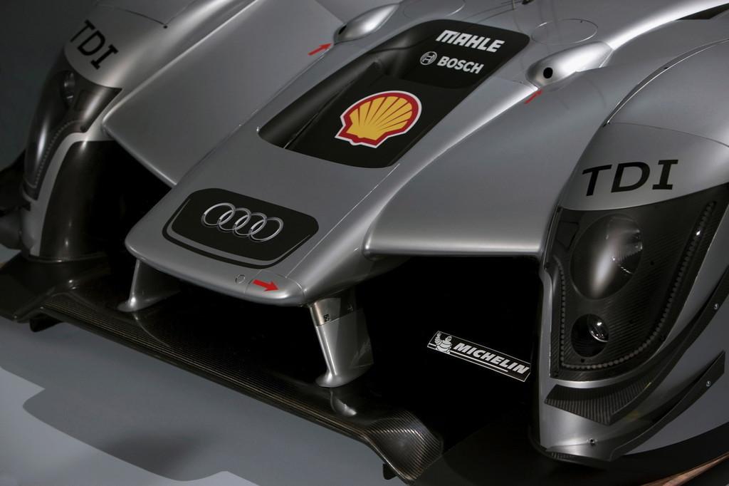 Foto de Audi R15 Estudio (4/48)