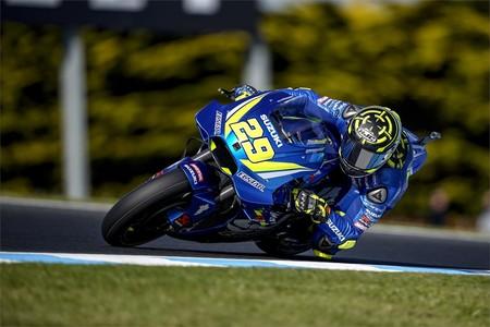 Andrea Iannone Motogp Australia 2018