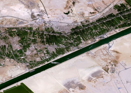 Canal Suez Ever Given