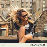La vida se ve mucho mejor a través de un filtro de Instagram