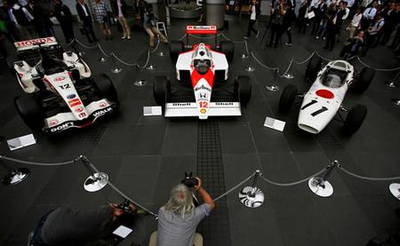 Honda, una marca con historia en la Fórmula 1