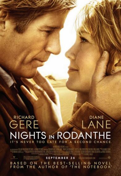 'Nights in Rodanthe' ('Noches de Tormenta'), póster y trailer