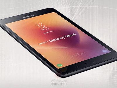 Samsung Galaxy Tab A2 S: una tablet de gama de entrada que llegaría a Europa por 200 euros