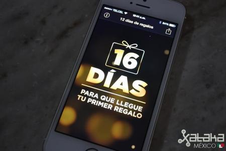 """Apple lanza aplicación con """"12 días de regalos"""" para dispositivos iOS"""