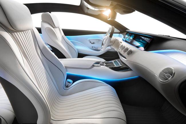 Foto de Mercedes-Benz Clase S Coupe (5/7)