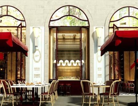 Chéri, el restaurante de moda en la ciudad condal