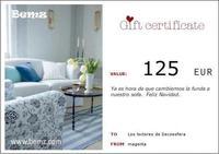 Ideas de decoración para regalar: una funda para el sofá