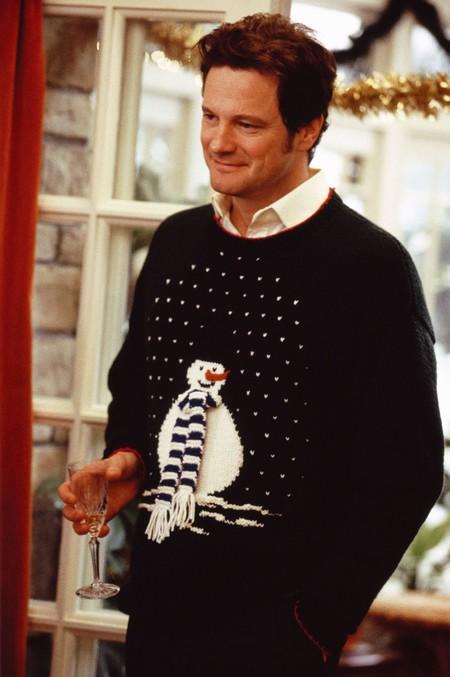 """Un jersey navideño para lucir en pareja, el toque """"ugly"""" y divertido para emular a Bridget Jones y Mark Darcy"""