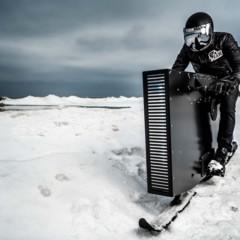 Foto 6 de 14 de la galería snowped en Motorpasion Moto