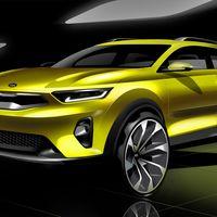 El corral de los B SUV tendrá un nuevo gallo llamado Kia Stonic, y llegará a finales de 2017
