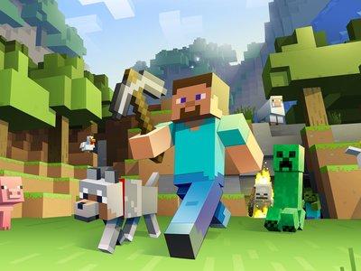 Minecraft seguirá visitando todas las plataformas y será lanzado en Nintendo Switch