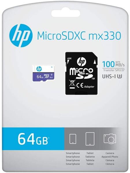 Tarjeta microSD de 128 GB de oferta en Amazon México