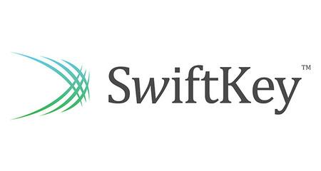 Swiftkey con dos temas Material Design