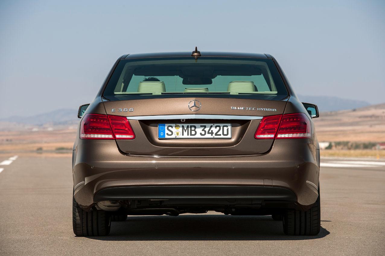 Foto de Mercedes-Benz Clase E 2013 (9/61)