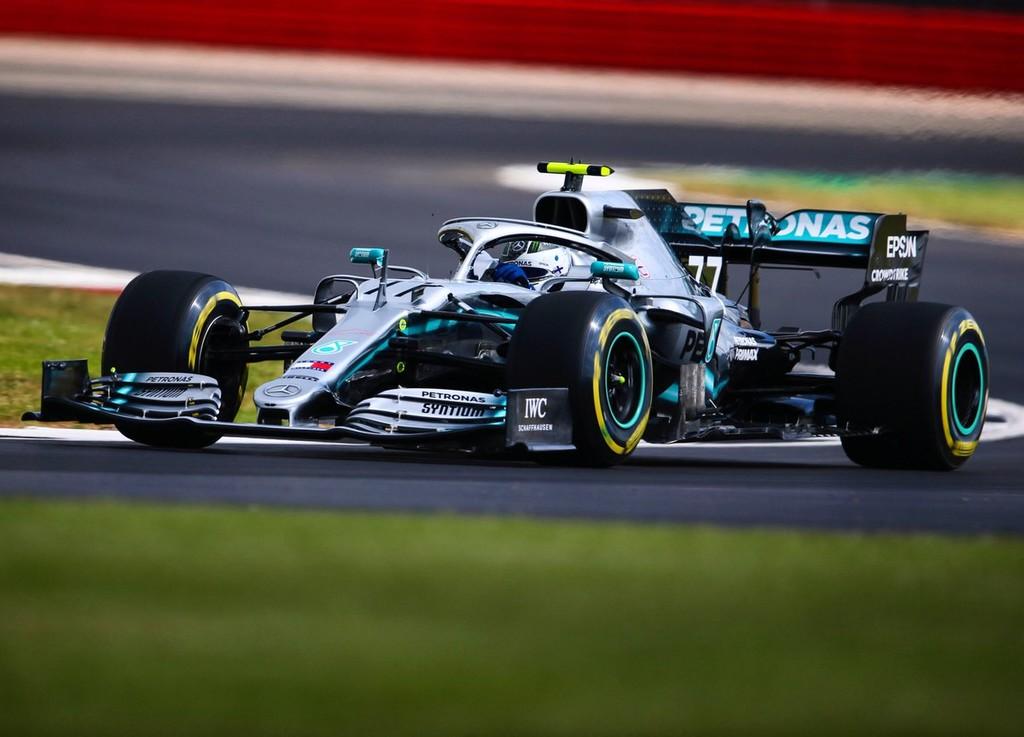Valtteri Bottas lidera la rebelión de los segundos pilotos en los entrenamientos de Silverstone